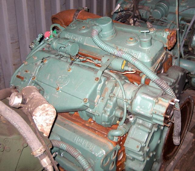 Detroit Diesel 8V71T