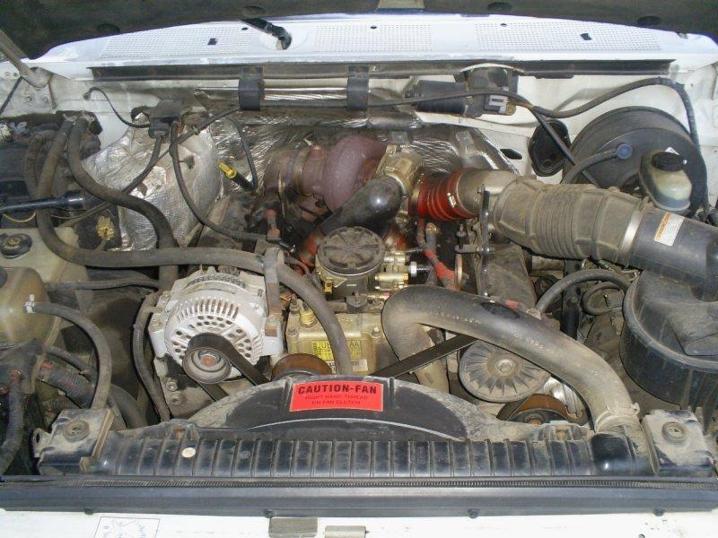 1997 ford f250 7.3 turbo diesel specs