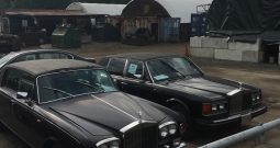 Pair of Rolls Royce's '85 Silver Spur & '73 Silver Shadow