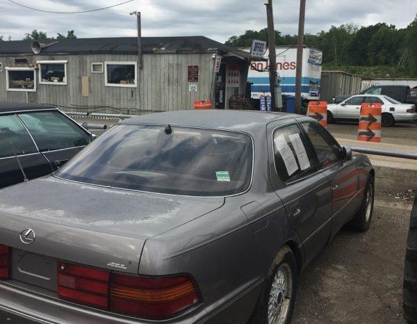 1993 LEXUS LS400 full