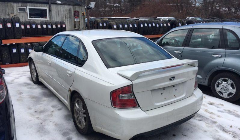 2005 Subaru Legacy SDN full