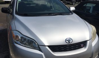 2009 Toyota Corolla Matrix S full